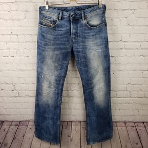 Diesel Zatiny Blue Eyecons Special Edition Jeans